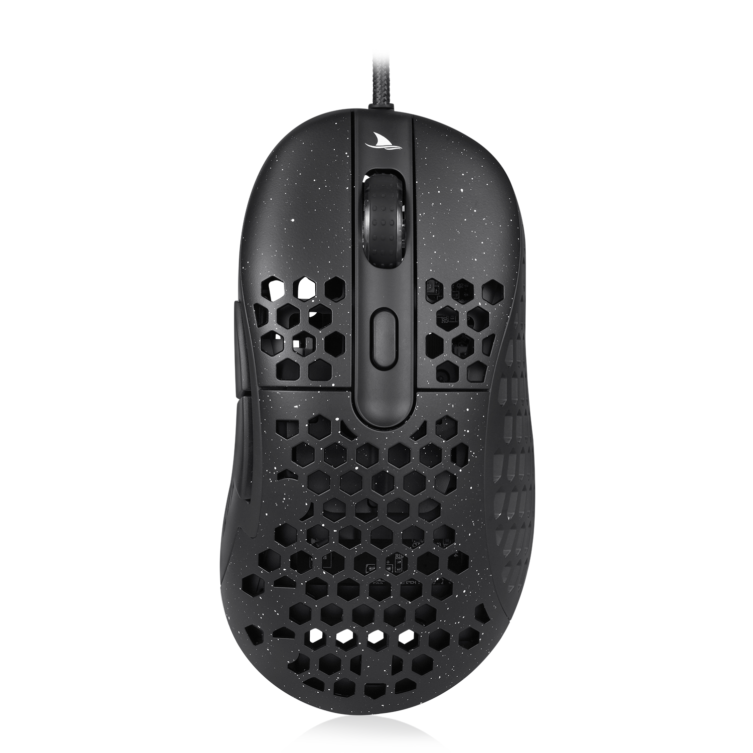 Mouse Gamer Motospeed Darmoshark N1 Zeus6400 Essential Black